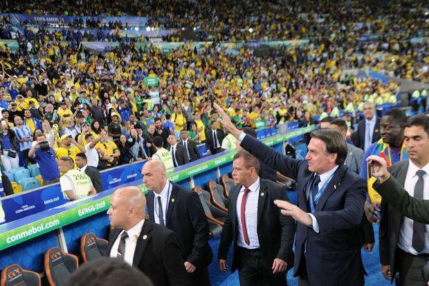 Mandaram a conta: final entre Brasil x Peru custou R$ 7,6 milhões, incluindo mordomias