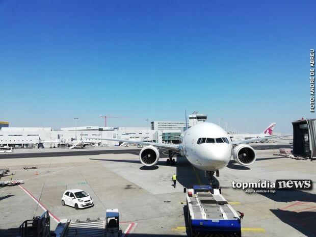 Com investimento de R$ 40 mi, aeroporto de Campo Grande vai dobrar capacidade de passageiros