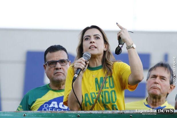 VÍDEO: Soraya afirma que quer derrubar fundo eleitoral de R$ 3,7 bilhões