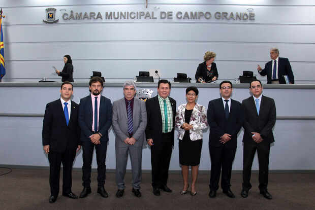 Sete vereadores vão fazer plantão durante recesso parlamentar em Campo Grande