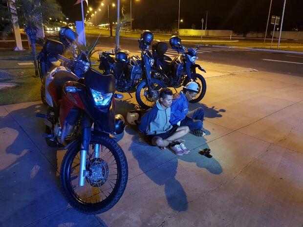 Choque se antecipa e evita assalto a posto de gasolina na Duque de Caxias