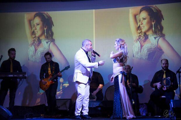 Jantar árabe leva cultura, negócios e muita dança em evento em Campo Grande