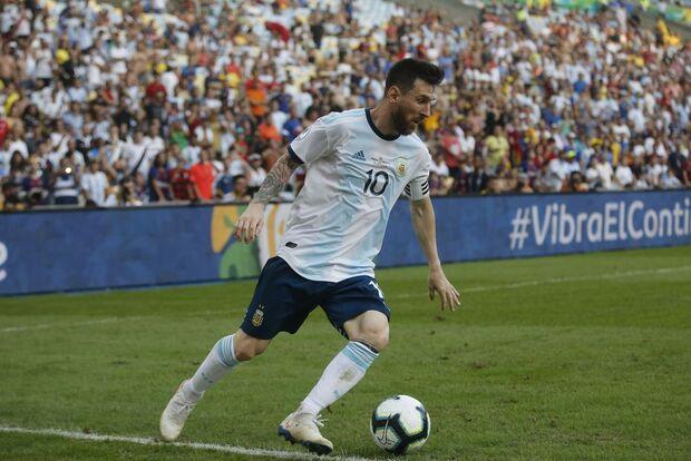 Argentina e Chile disputam 3º lugar na Copa América em São Paulo
