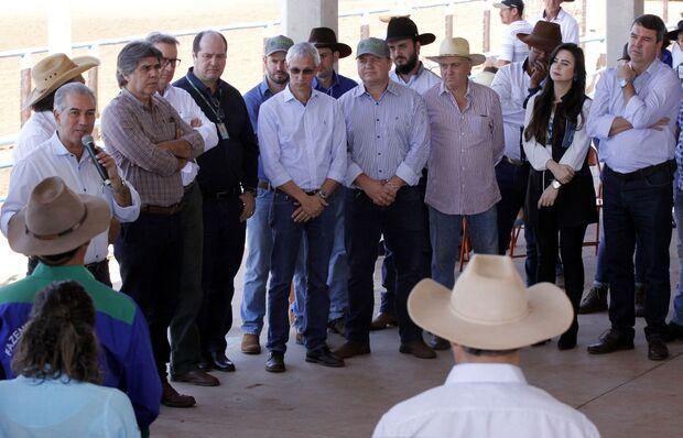 Governo amplia linha de crédito para agricultores de MS