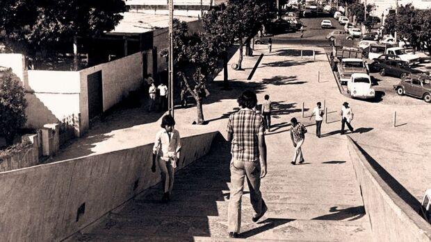Exposição resgata fotos e desenhos que marcaram a história de Campo Grande