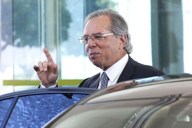 'Confio no Congresso', diz Paulo Guedes sobre a reforma da Previdência