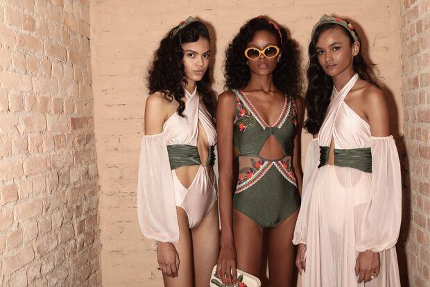 Desfile apresentado no São Paulo Fashion Week chega a Campo Grande