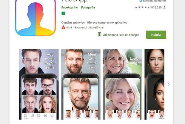 Aplicativo que deixa 'pessoas velhas' pode abrir porta para abusos com dados de usuários