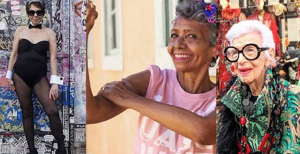 'Oi senhoras, tudo bom?' Blogueiras idosas fazem sucesso na web