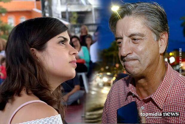 Dagoberto quer expulsão de Tábata Amaral e mais sete 'infiéis' do PDT
