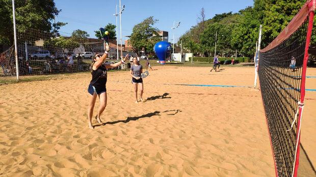 Tênis e Beach Tennis terá super torneio em Campo Grande