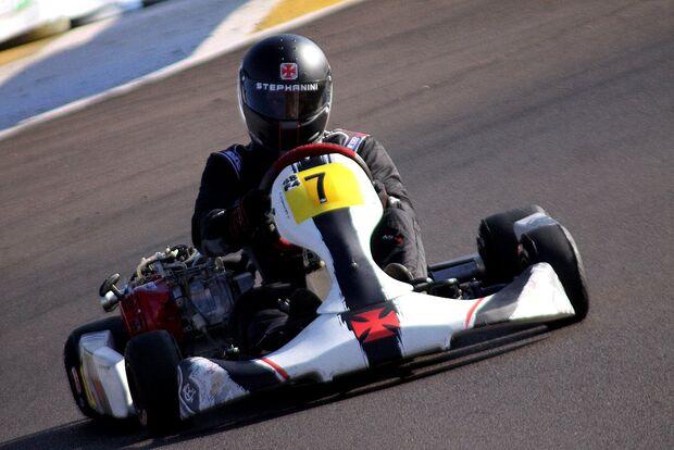 Campeonato Brasileiro de Kart coloca pilotos do MS à prova em Cascavel