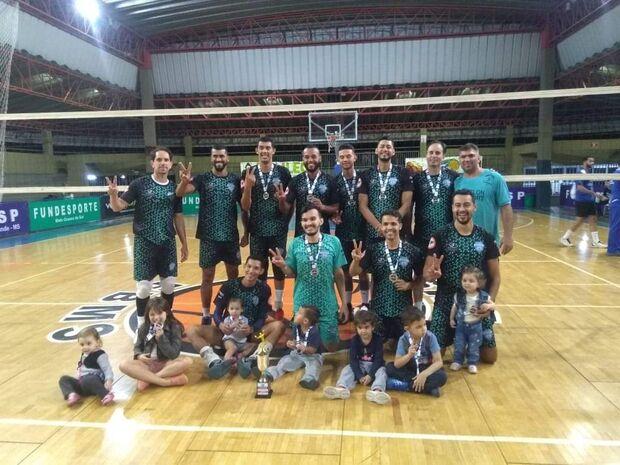 Campo Grande Vôlei e AABB são campeões da Copa Pantanal de Voleibol