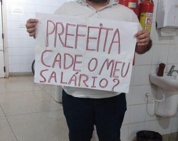 """Servidores da Saúde de Dourados ameaçam paralisação após anúncio de pagamento """"fatiado"""""""
