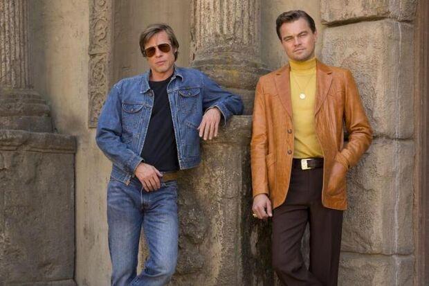Imperdível! Brad Pitt, DiCaprio e Tarantino agitam a estreia da semana nos cinemas da Capital