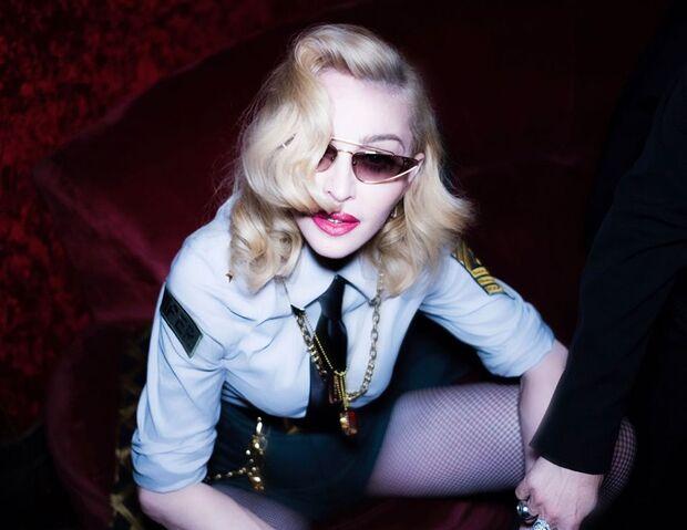 Madonna protesta pela Amazônia, mas erra nome de Bolsonaro