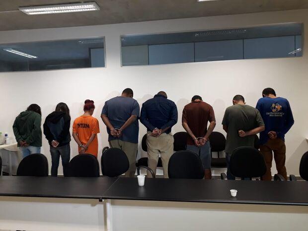 Quadrilha especialista em roubos e sequestros cooptava trabalhadores para o crime