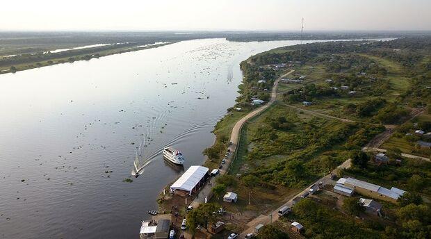 Após confirmar ponte em Murtinho, Paraguai quer construir ferrovia paralela à rota bioceânica