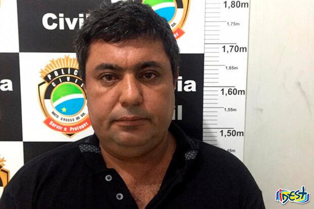 Condenado pela justiça, homem que estuprou irmãs de 8 e 13 anos é preso em MS