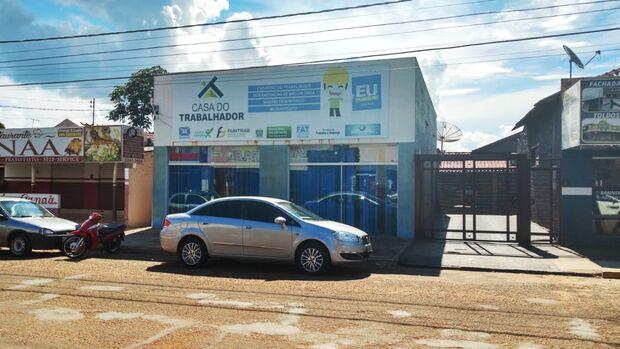 Confira as oportunidades da Casa do Trabalhador de Aquidauana