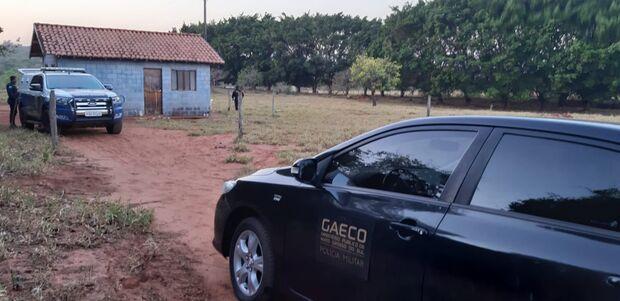 GAECO nas ruas: operação contra facção criminosa cumpre mandados em MS e mais 8 estados