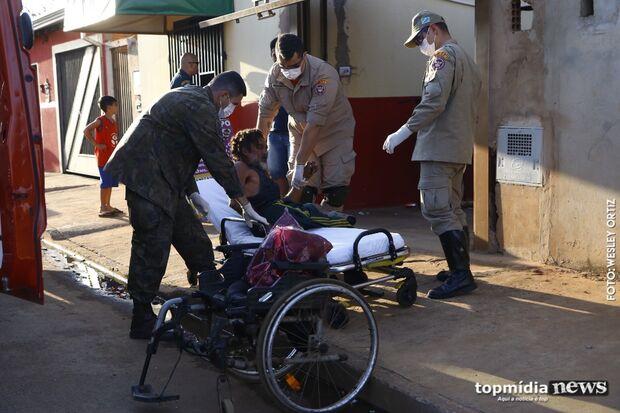 Cadeirante é espancado após 'mexer' com garoto em Campo Grande
