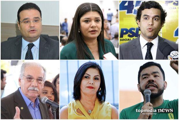 Maioria: bancada do MS é a favor da MP da liberdade econômica