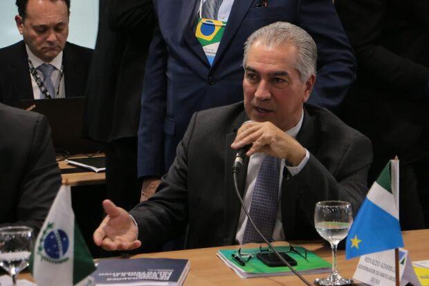 Reinaldo briga em Brasília por ressarcimento de R$ 100 milhões da Lei Kandir