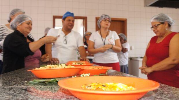 Concurso vai premiar pela segunda vez as melhores receitas da alimentação escolar da reme