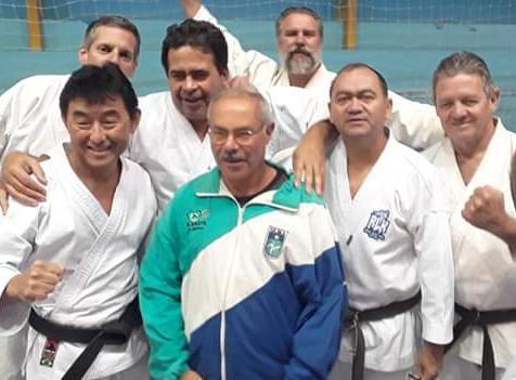 Respeito, orgulho e gratidão: aos 60 anos, Sensei Moura é homenageado em Campo Grande