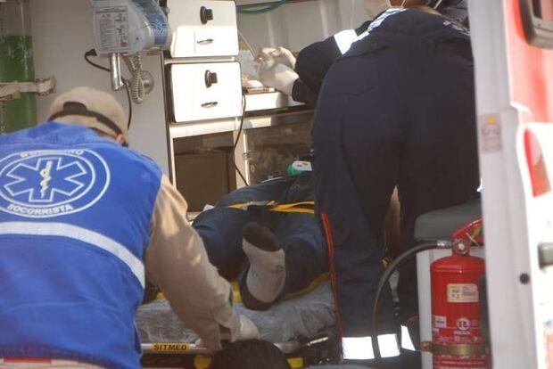 Morador de MS morre prensado por caminhão em marcha ré em laticínio no Paraná