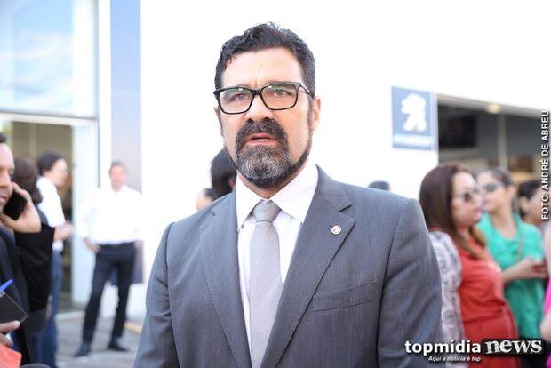 Com amarras judiciais, Harfouche diz que só sai do MPE se for candidato a prefeito