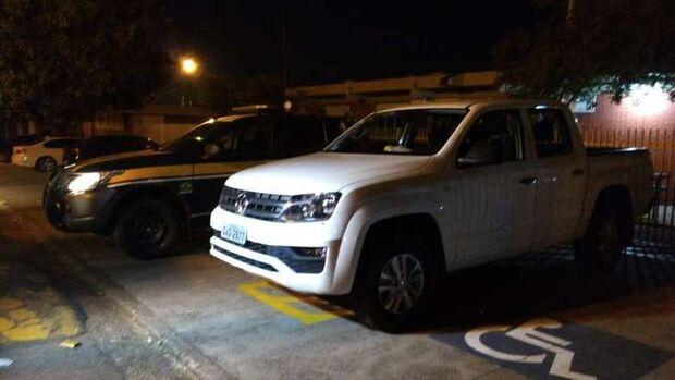 Acusado de participação em sequestro de família no MS se apresenta à polícia