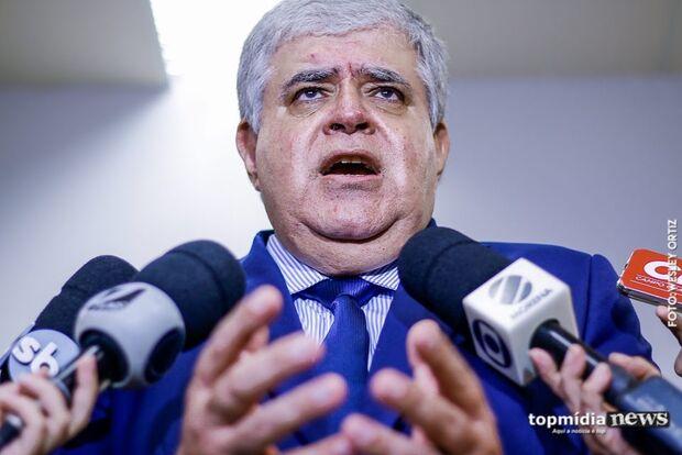 Marun vai a protesto a favor do presidente do Paraguai: 'está sendo injustiçado'