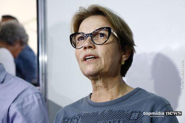 Ministra participa de reunião no STF para liberar R$ 500 milhões para combate a queimadas