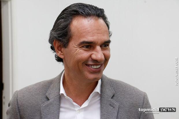 Prefeito de Campo Grande, Marquinhos é entrevistado ao vivo pelo TopMídiaNews