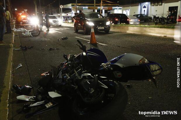 Indenizações por morte de motociclistas no trânsito diminuem em MS