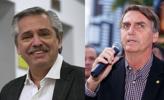 Candidato de oposição na Argentina chama Bolsonaro de racista, misógino e violento