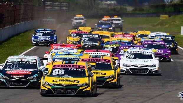 Com pit stop e mais 30 carros, Stock Car chega a Campo Grande neste fim de semana
