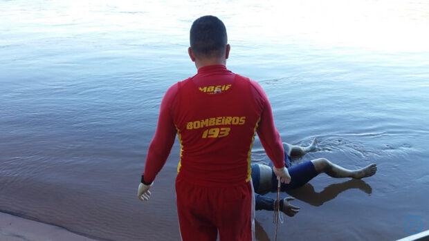 Corpo de jovem que desapareceu ao pescar com colegas é encontrado no Rio Taquari