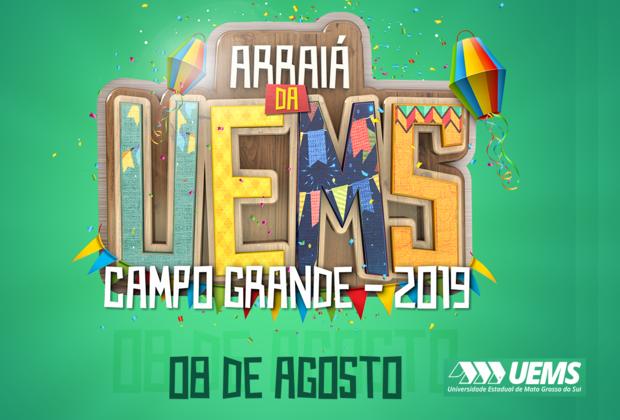 Arraiá da UEMS Campo Grande será nesta quinta-feira