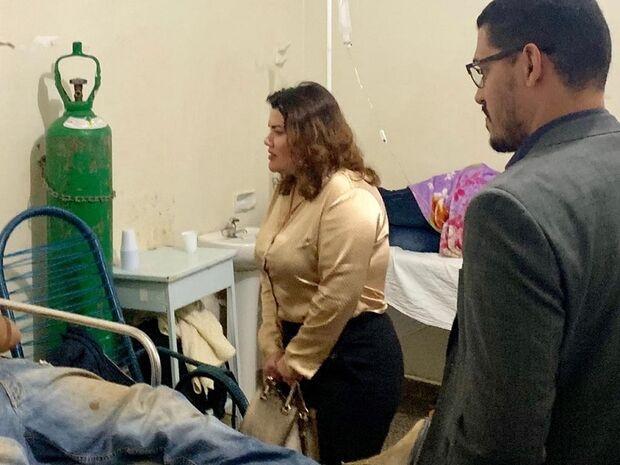 Defensoria consegue transferência de pacientes internados no Hospital da Vida em Dourados