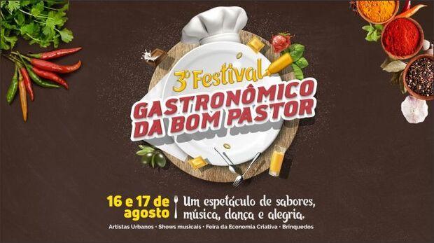 Festival gastronômico da Bom Pastor começa na próxima sexta