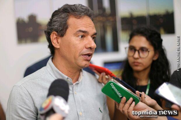 Surpreso com prisão de sindicalista, Marquinhos diz que salários estão em dia e com reajuste