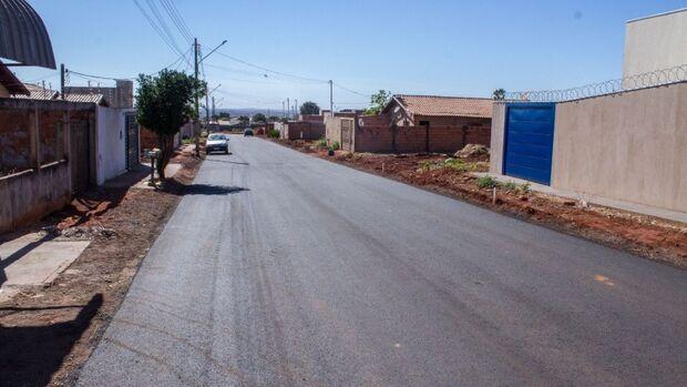 Nova Lima: 25% do asfalto da região já está pronto e obras chegam ao Parque Iguatemi