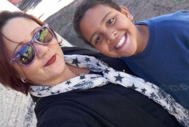 Criança que gravou despedida para mãe antes de morrer já tinha sido vítima do pai
