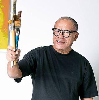Artista plástico Isaac de Oliveira morre em Campo Grande