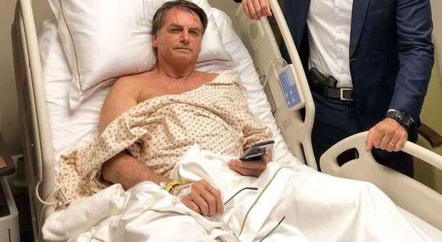 Bolsonaro volta à Presidência nesta quinta-feira, ainda no hospital