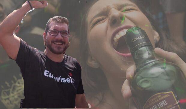 Movimento de Direita tira 'casquinha' e cria o Open Bar do Pedro Kemp