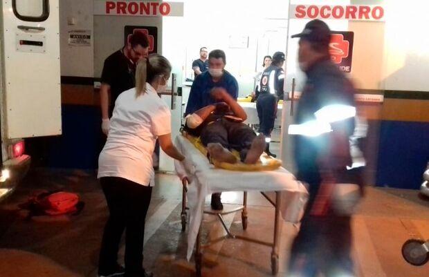 Um morre e três ficam feridos em capotagem na MS-429